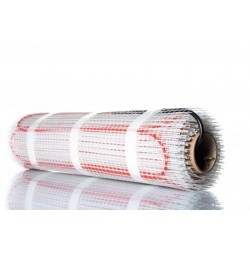 Vykurovacia rohož : 5 m2, 1000W (0,5x10m)