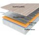 Alu F - Mat vykurovacia rohož 3,5 m2