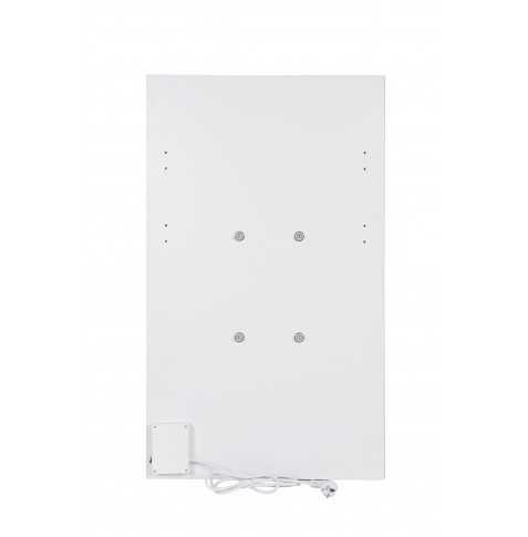 Prémium Wifi Smart sklenený infrapanel  800 W   biely