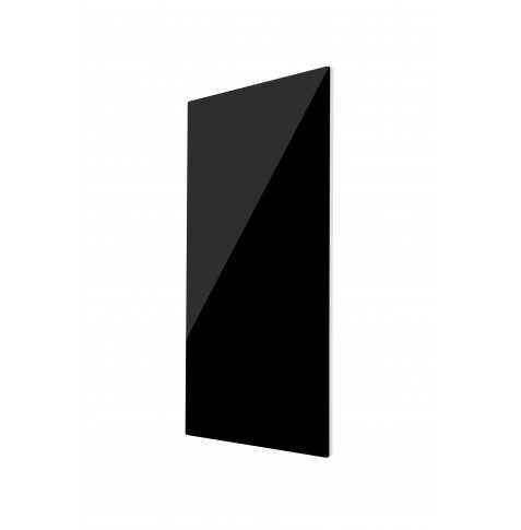 Prémium Wifi Smart sklenený infrapanel  800 W   čierny